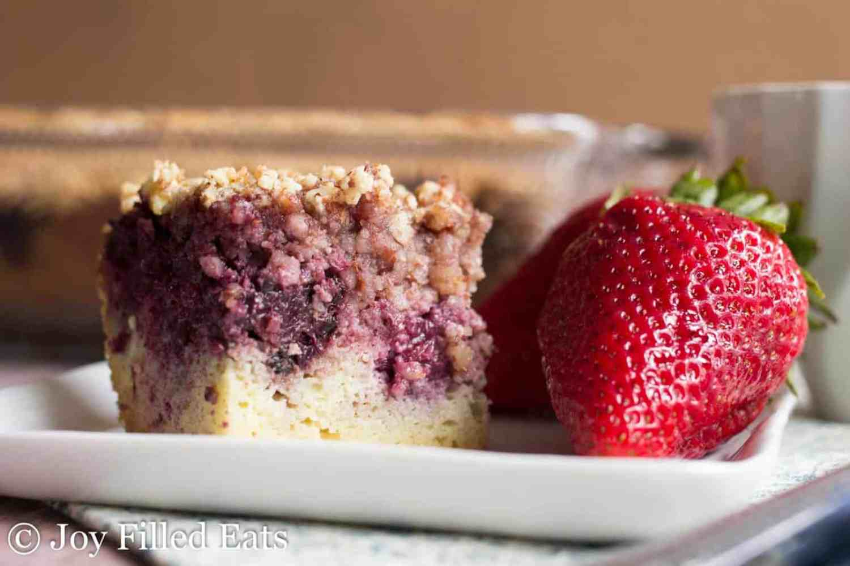 Mama S Almond Blend Cake Recipe