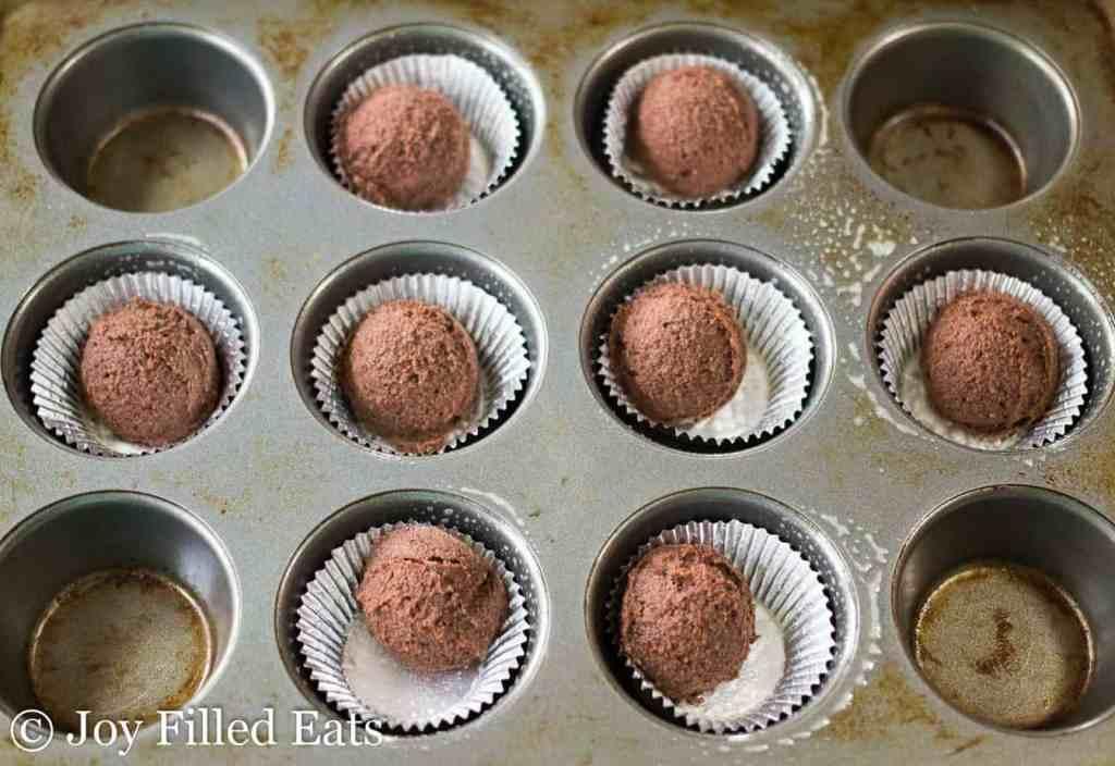 English Toffee Cappuccino Cookies - Low Carb, Grain Gluten Sugar Free, THM S, Keto