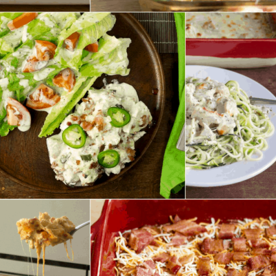 Easy Chicken Casserole Recipes – 21 Low Carb Dinners