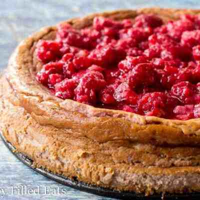 Raspberry Cheesecake Recipe Easy Low Carb THM S