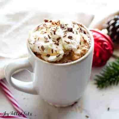 Peppermint Mocha Recipe – Sugar Free Keto Low Carb