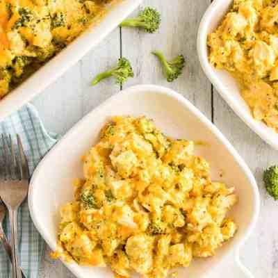 Chicken Divan Casserole – Low Carb, Keto, Gluten-Free