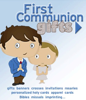 first communion gift store