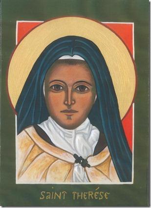 saint_therese icon