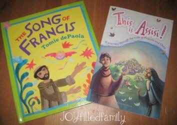 st francis books JOY