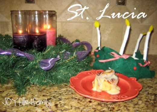 lucia breakfast sweet