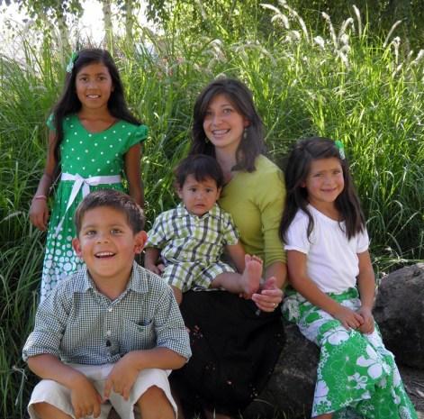 Sancta Familia Academy 2011-2012