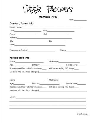 LF Registration