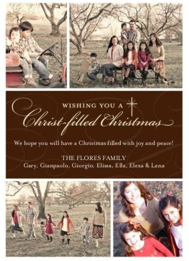 Christfilled Christmas
