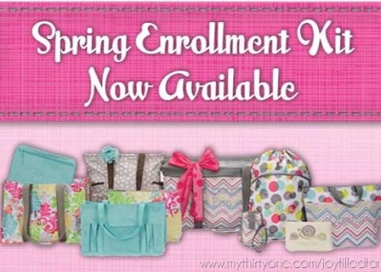 spring enrollment kit