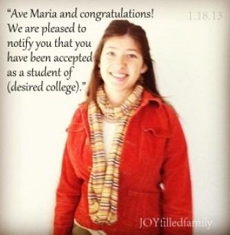 Rose - college acceptance-001