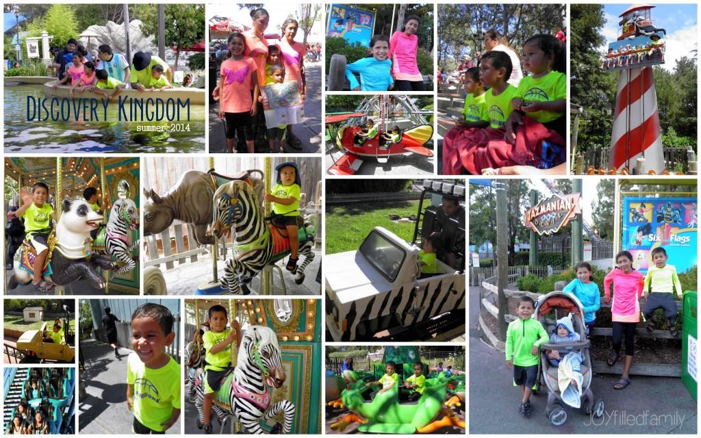 summer 2014 Six Flags 7.21