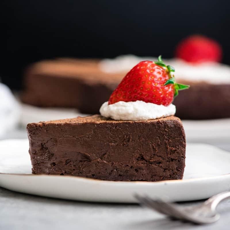 Best Flourless Chocolate Cake Recipe GlutenFree