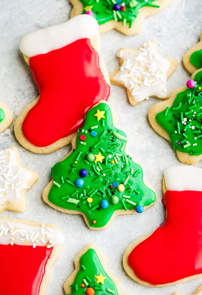 Picture Perfect Christmas Cookies : picture, perfect, christmas, cookies, Sugar, Cookie, Recipe, JoyFoodSunshine