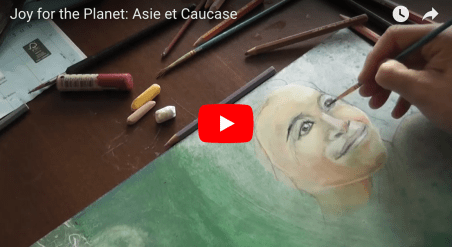 Making-of: Asia and the Caucasus
