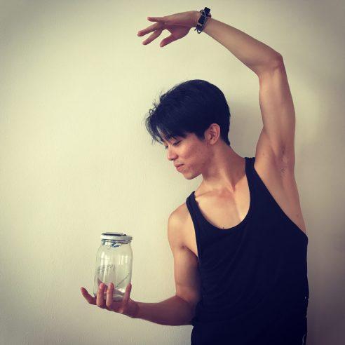 Irrésistibles pas de danse pour la joie par Yuya Takahashi – 37 ème Nominé de la Joie