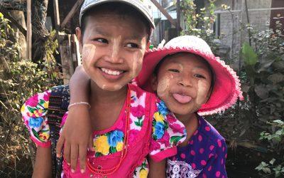 Retrouvailles avec Tatawi en Birmanie en partenariat avec l'école Germaine de Staël