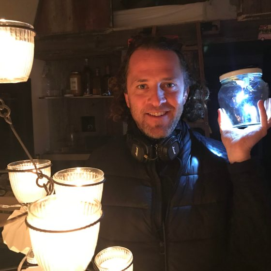 Charles-Edouard Oksenhendler est allé porter sa lumière plus haut…