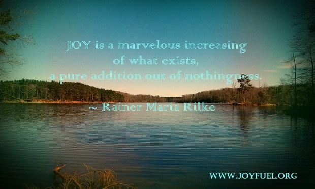 rilke joyfuel