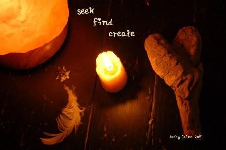 seek create