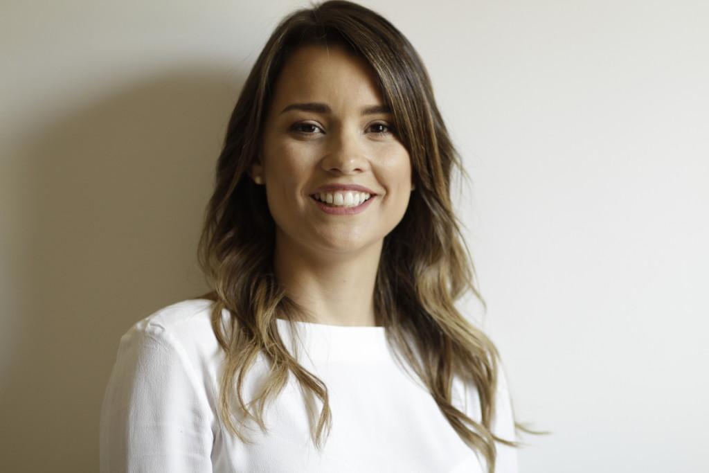 Adriana Vargas. Licenciada en Nutrición y Dietética. Creadora de Joyful.