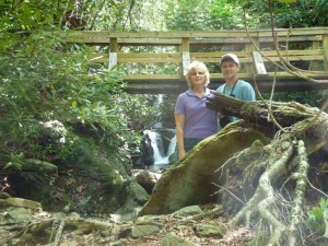Linville Falls, NC