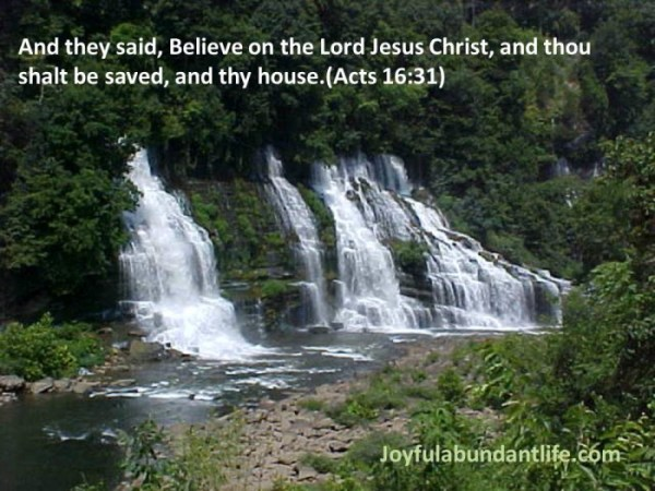 4 Acts 16 31