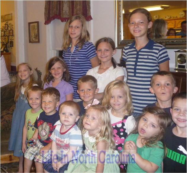 Counting my Blessings - Grand Children!
