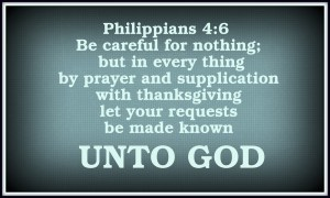 Our Effectual Prayer should be Made Known unto God
