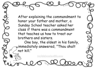 commandment for sisters