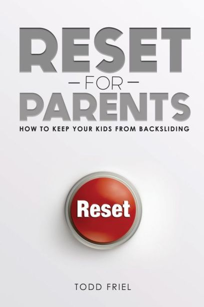 Reset for Parents - great book to assist you in parenting