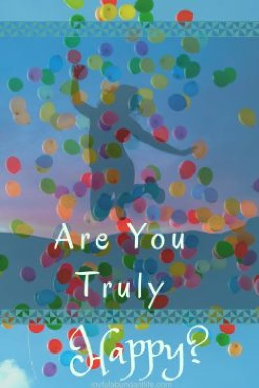 are you truly happy