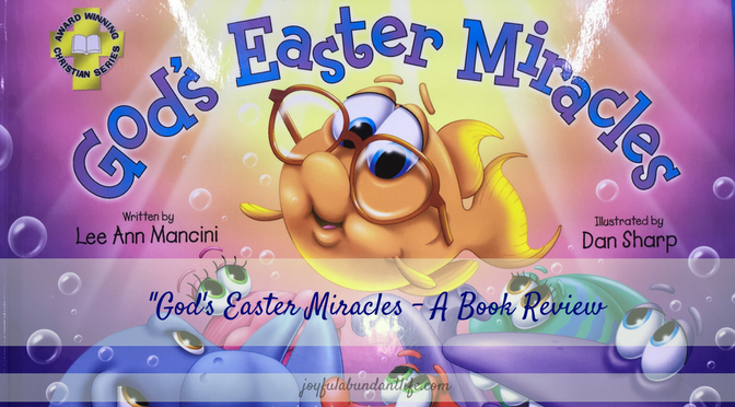 """God's Easter Miracle"" – A Book Review"