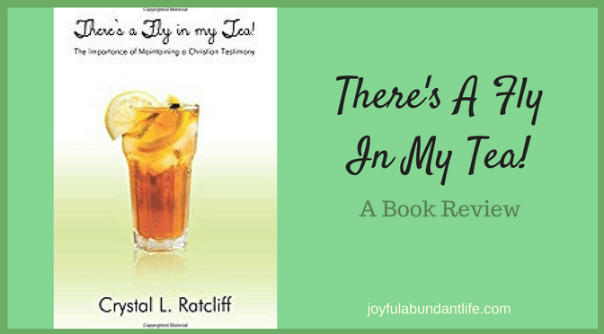 There's A Fly In My Tea – A Book Review