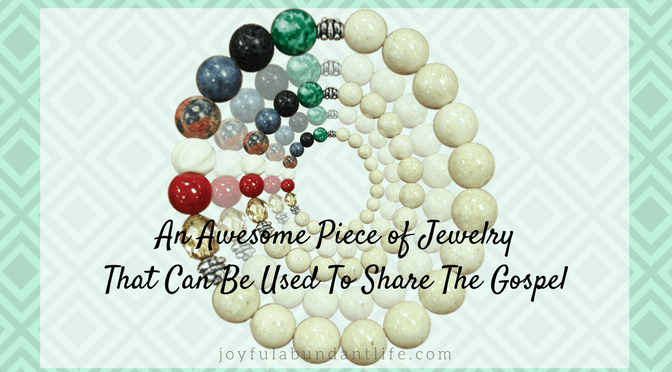 An Awesome Piece of Jewelry That Can Be Used To Share The Gospel
