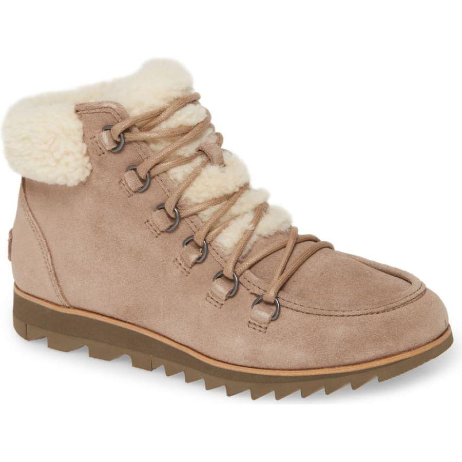 Sorel Shearling Booties