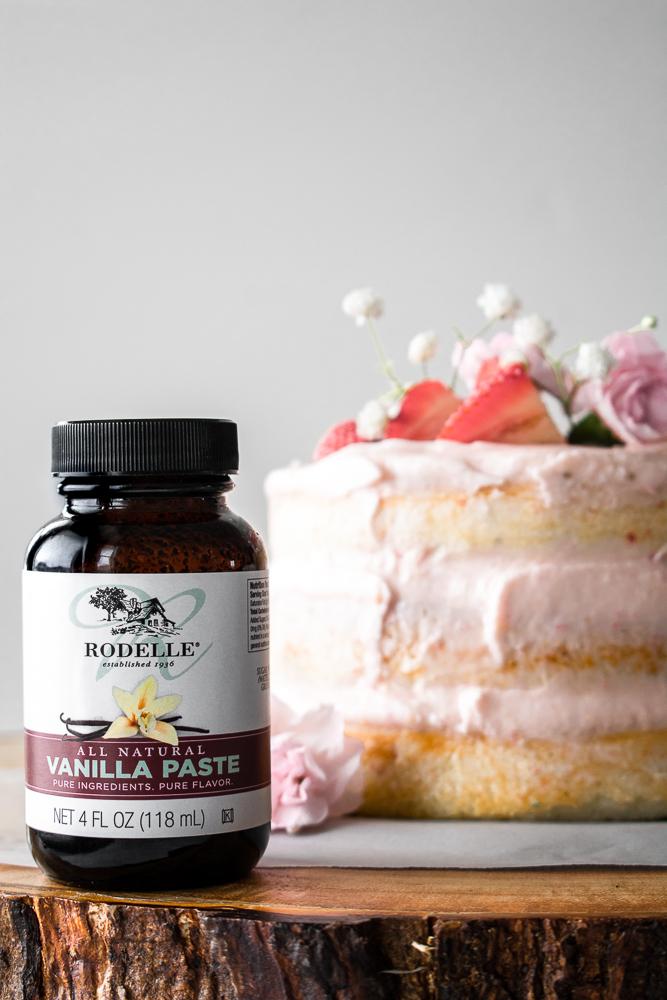 Rodelle Vanilla Bean Paste