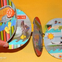 CD SCRAPBOOK