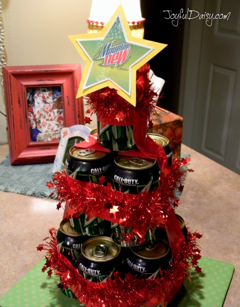 Beer Can Christmas Ornaments