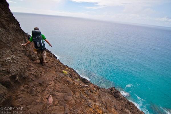 Kalalau Trail Cliffs Death