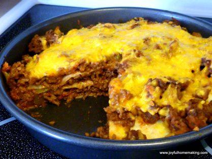 , Quick Dinner Ideas, Joyful Homemaking
