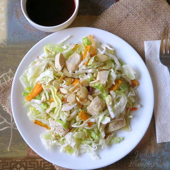asian chicken salad7