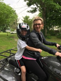 Proof Mom CAN have fun!