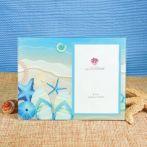 Playa y Mar Portaretrato