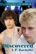 Review: Discovered by J.P. Barnaby