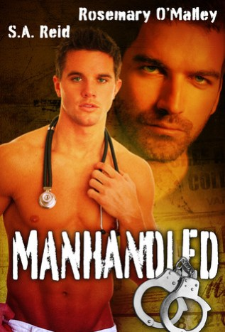 Review: Manhandled by S.A. Reid and Rosemary O'Malley