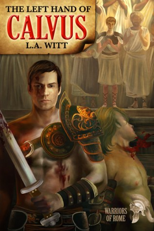 Review: Left Hand of Calvus by L.A. Witt