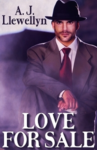 Review: Love for Sale by A.J. Llewellyn
