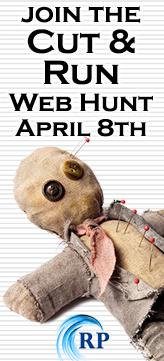 Touch & Geaux Web Hunt
