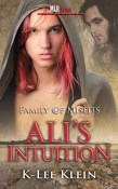 Excerpt and Giveaway: Ali's Intuition by K-Lee Klein